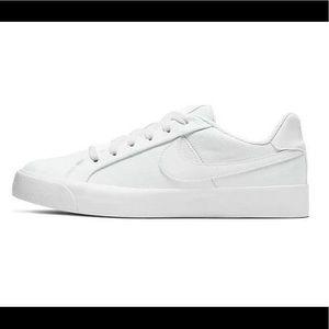 New Nike Court Royale Ac Canvas Tennis Shoes 8.5